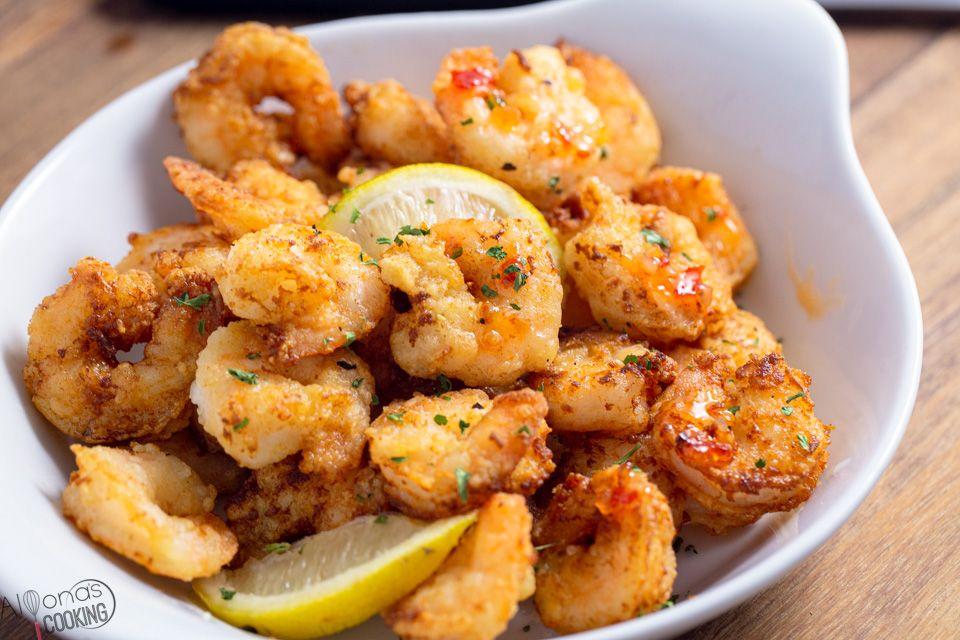 Shrimp Scampi Fritta Recipe Shrimp scampi fritta