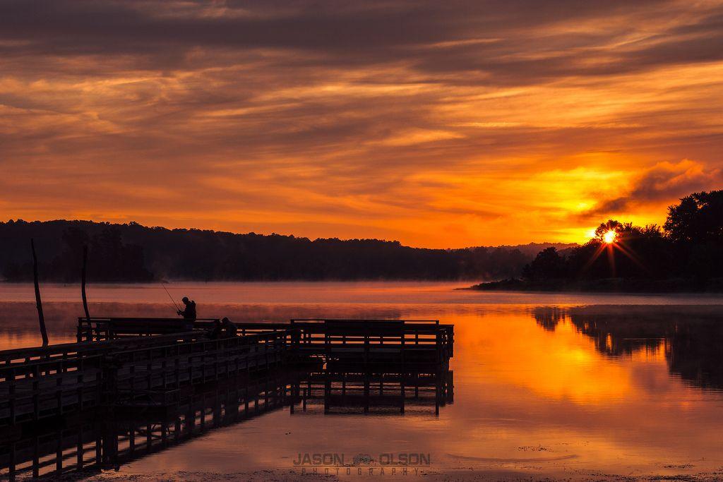 Lake View Sunrise Landscape Wallpaper By Jason Olson Sunrise Landscape Landscape Wallpaper Lake View