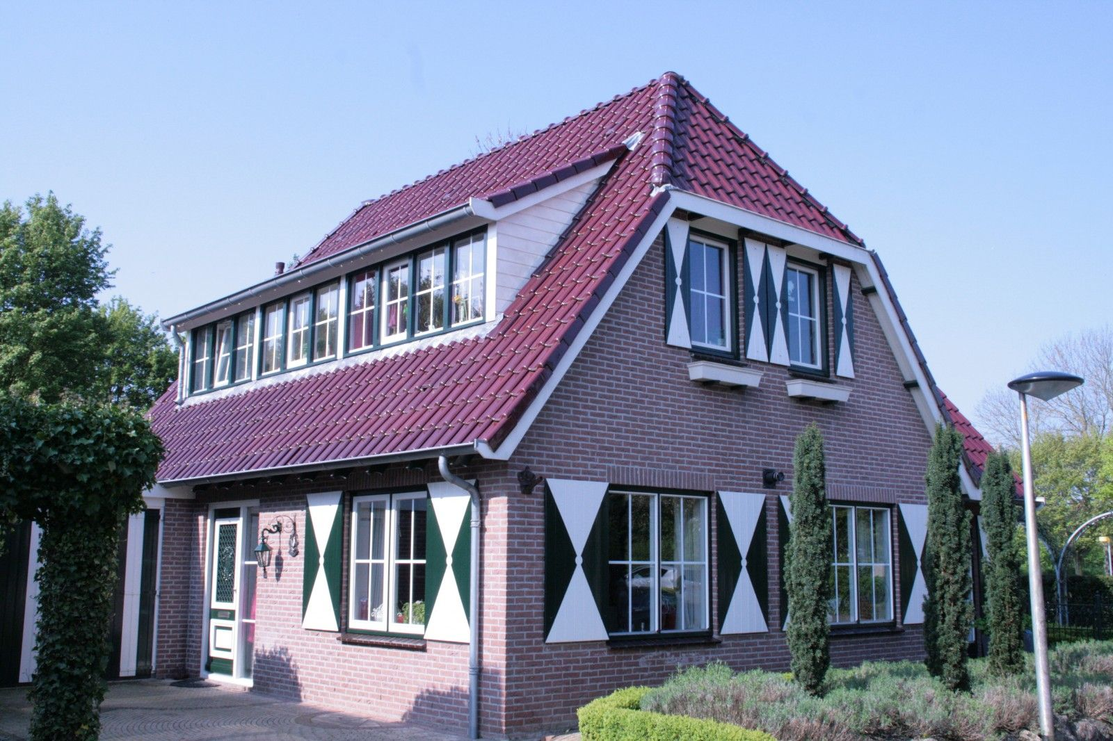 Pin van Paul Hoogstede op dakkapel
