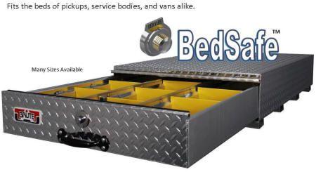 Jobox Storall Self Storage Drawer Units Work Truck Bed