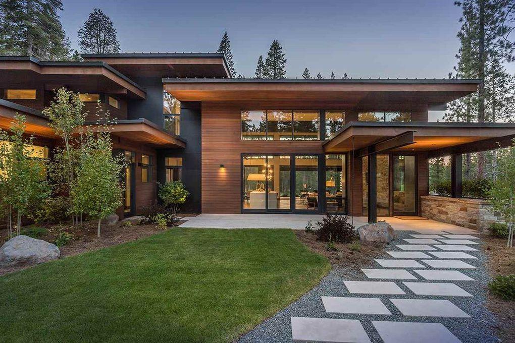 10201 Birchmont Ct Truckee Ca 96161 House Designs Exterior Modern House Exterior House Exterior