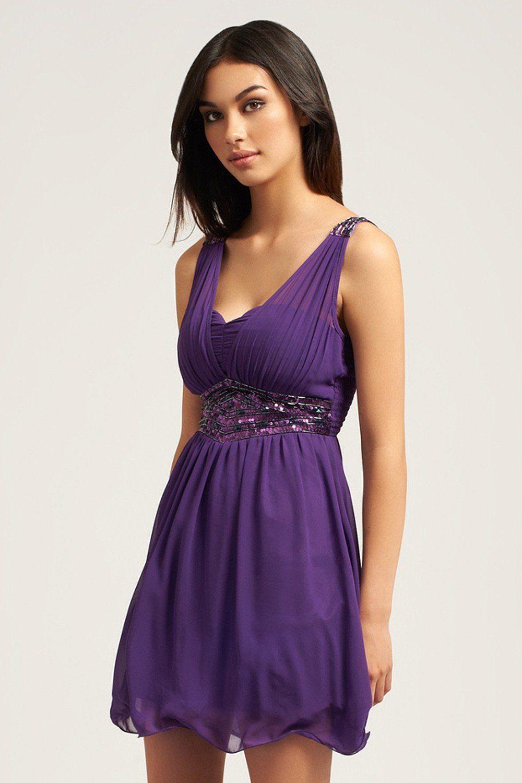 purple-party-dress | Purple Party Dress | Pinterest