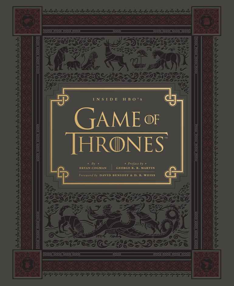 Inside HBO's Game of Thrones. Costuming, set design, story boards. I NEED to have this!