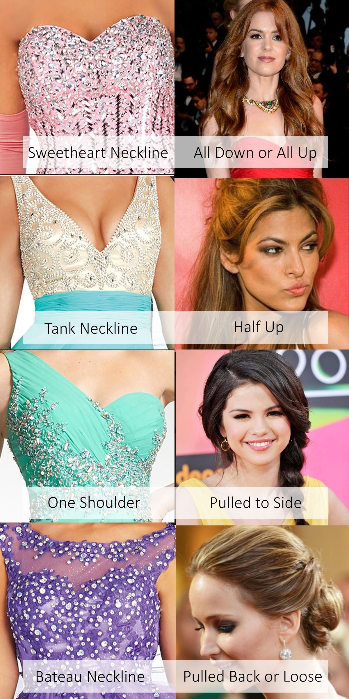 10 New Hairstyle For Dress Type Ideas Prom Tips Prom Hair Perfect Prom Dress