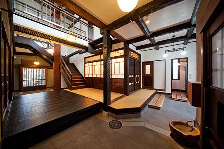 Pin von ayano kumada auf interior pinterest haus japanische h user und asiatisches haus - Japanische innenarchitektur ...