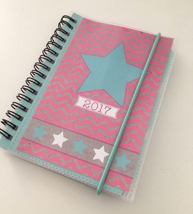 Bullet Journal Block Geschenkset Notizblock Buch Kalender Blume Feder Malen Neu