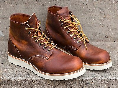 RED WING Boots 6\