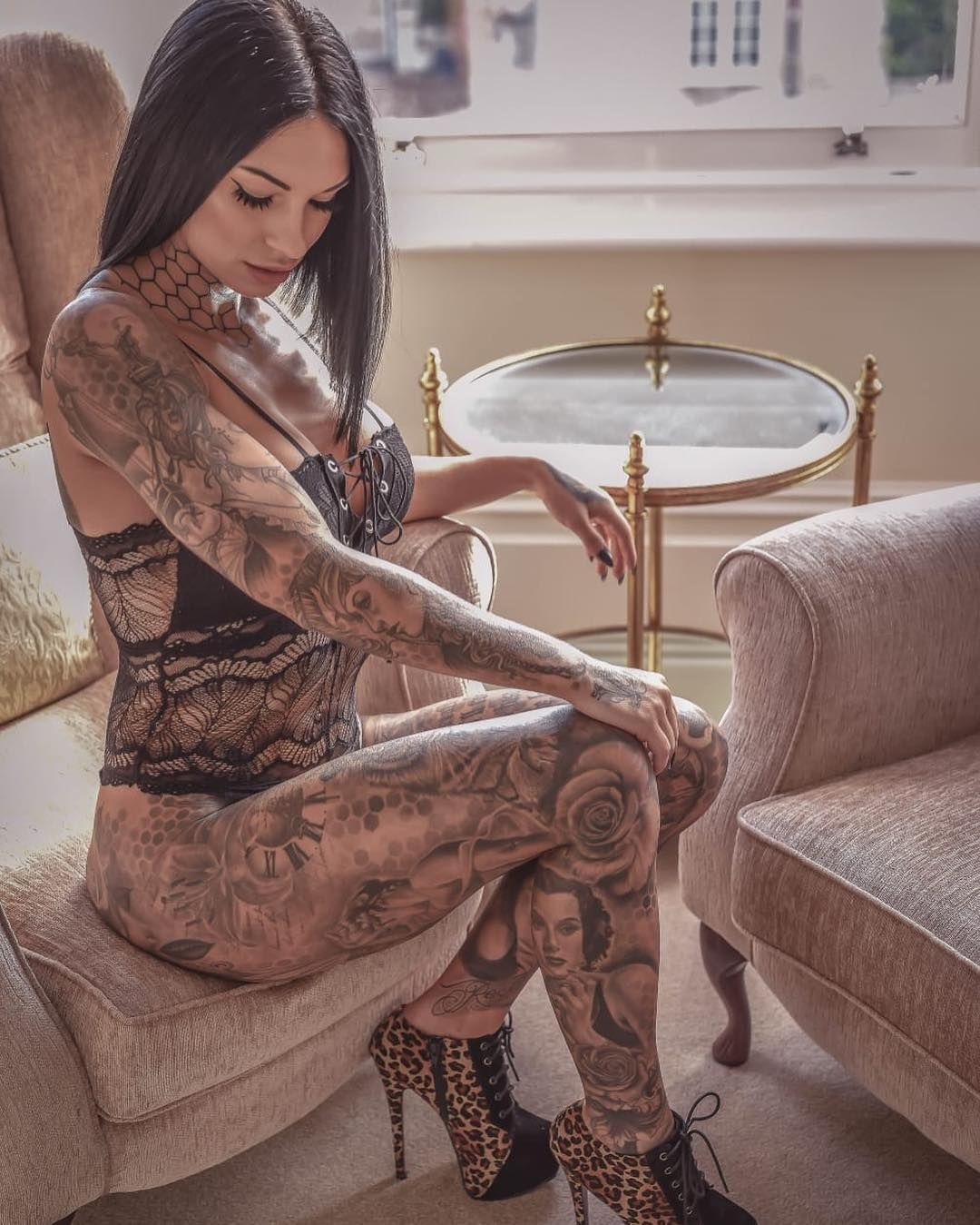 59aba1366 A list of the Best Tattoo Models gallery from around the world. America,  Europe, Asia, Australia | World Tattoo Gallery