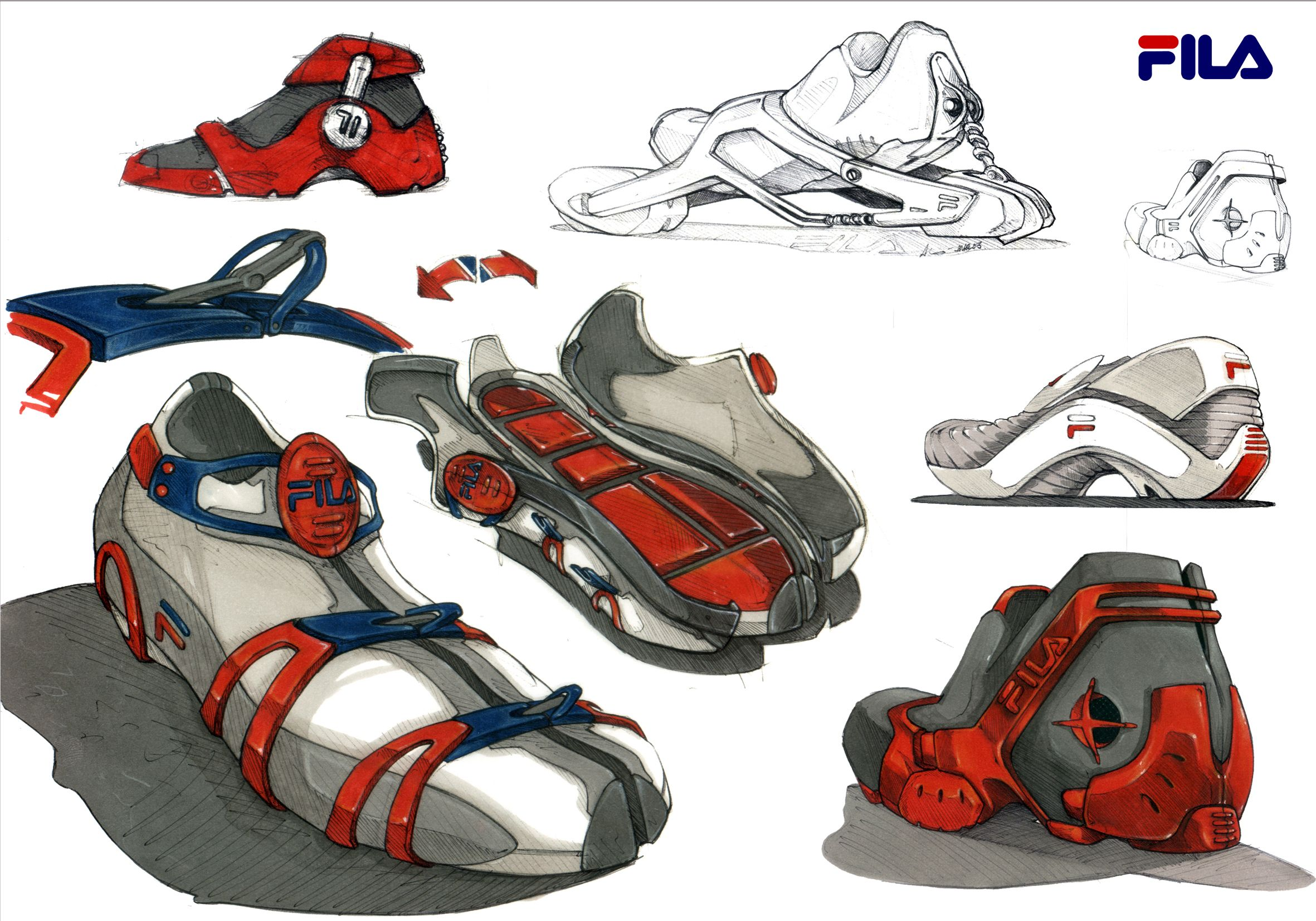 shoe design sketches buscar con sketch