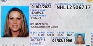 New Hampshire Is Now Randomizing Drivers License Numbers To Help
