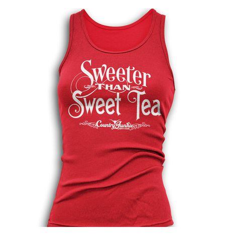 Sweet Tea Tank Top
