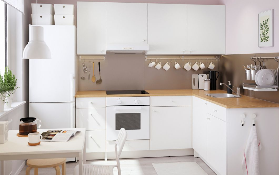 The New Knoxhult Kitchen System Allows You To Create A