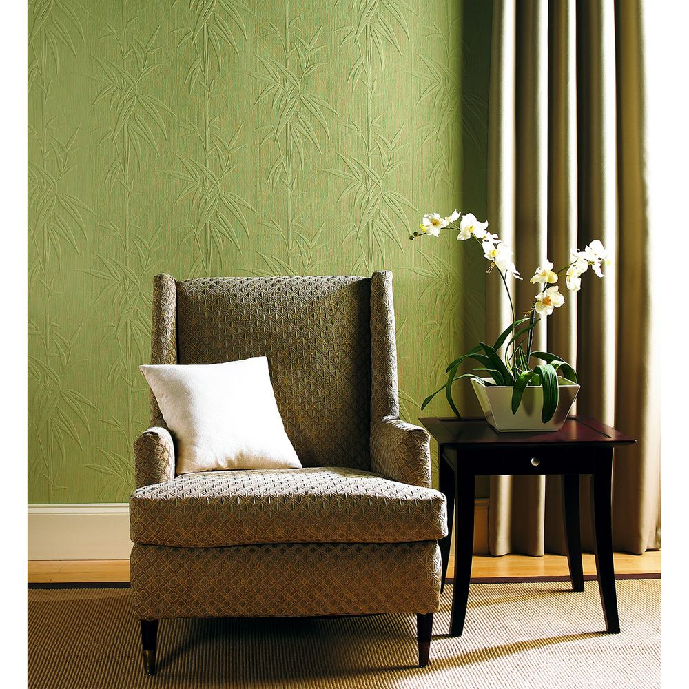 Bon Brewster Bamboo Paintable Wallpaper   Overstock™ Shopping   Top Rated Brewster  Wallpaper