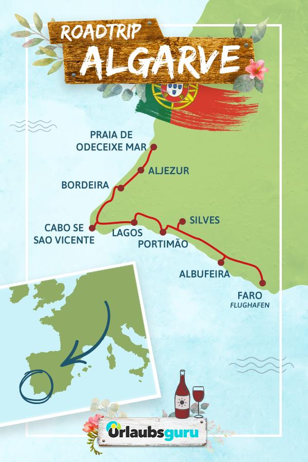 Algarve » Tipps, Tricks und Angebote vom Reiseexperten | Urlaubsguru
