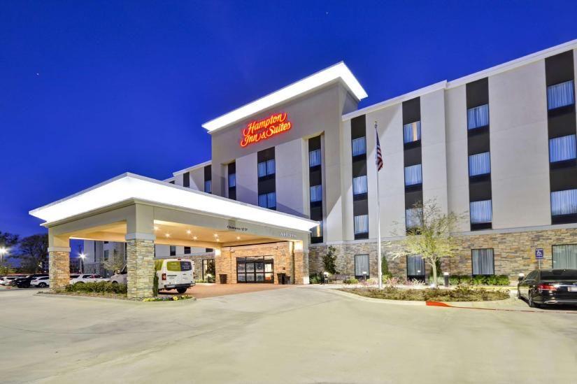 Hampton Inn Suites Dallas Plano East A 2 5 Star Hotel 2813 E