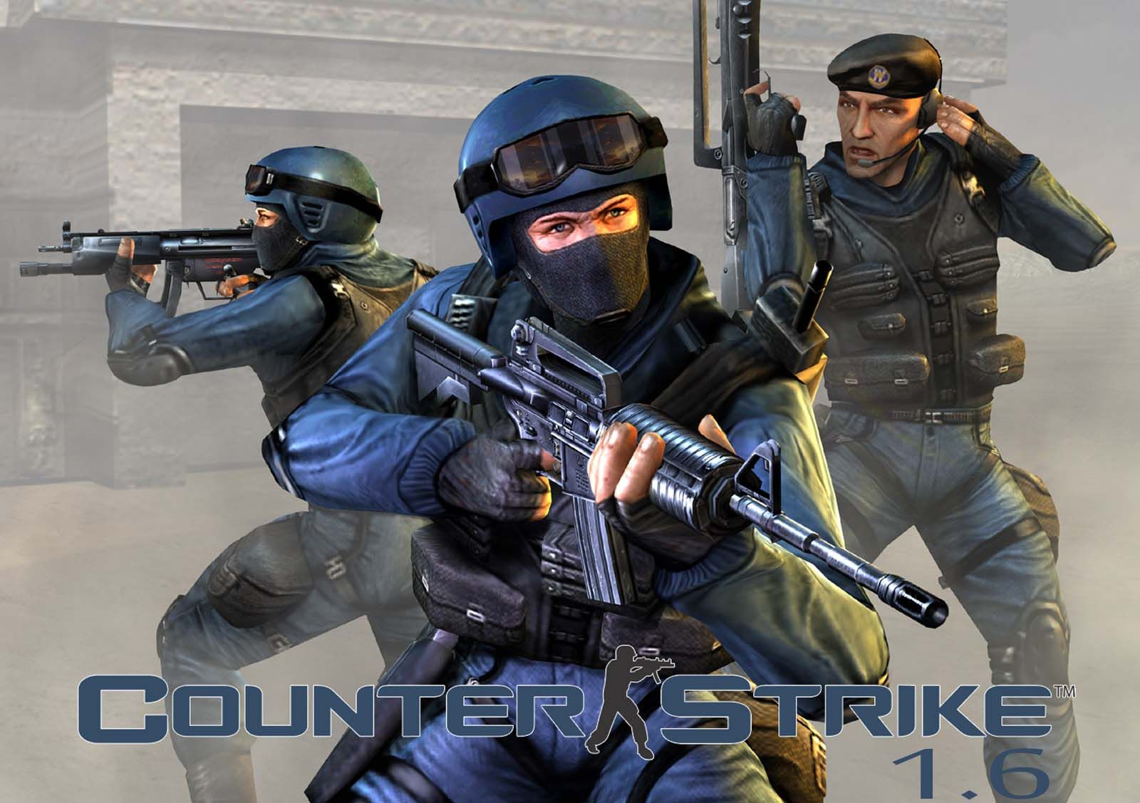 Counter Strike 1 6 Pc Game Free Download Full Version From Online To Here Fantastic This Shooting Video Game Play On Your Video Game Posters Counter Gaming Pc