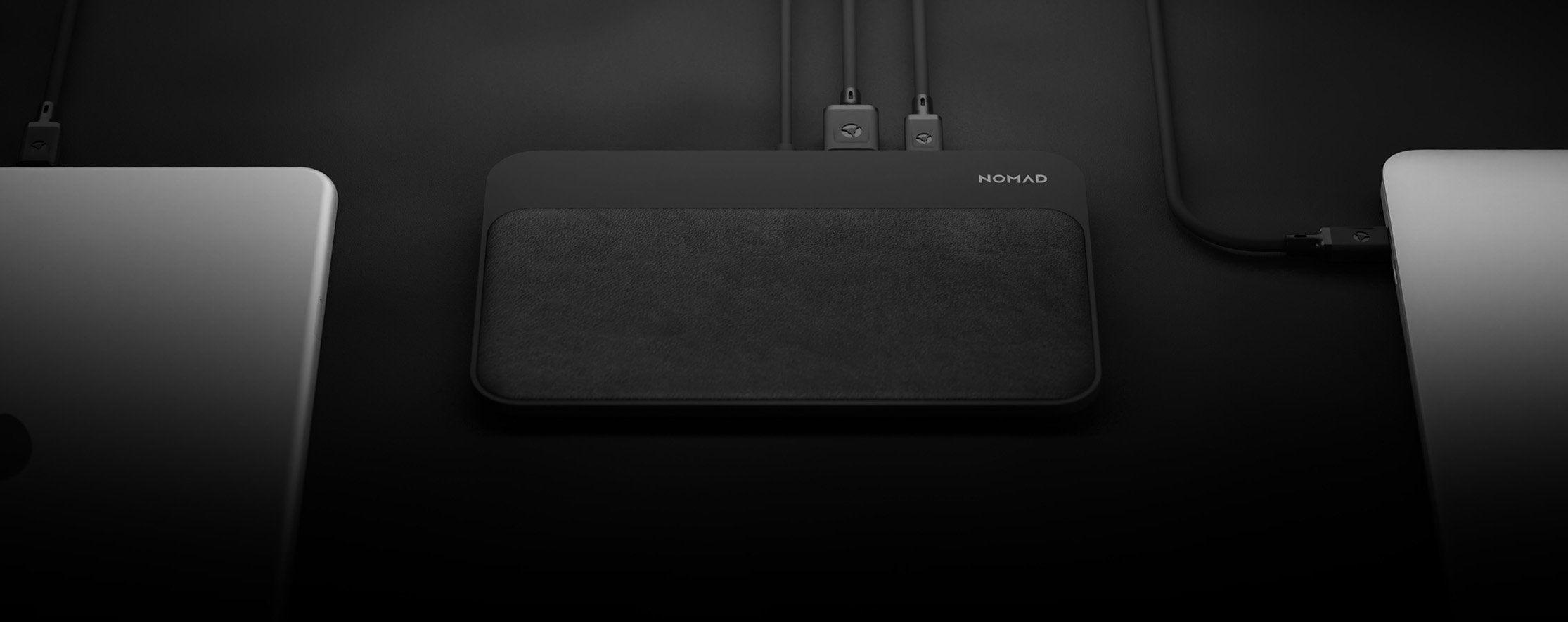 Https Hellonomad Com Products Base Station Hub Apple Watch Charging Apple Watch Charging Stand Charging Hub