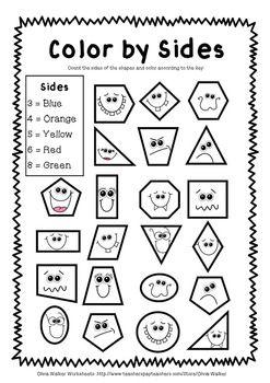 shape worksheets geometry worksheets kindergarten grade one free math resources. Black Bedroom Furniture Sets. Home Design Ideas