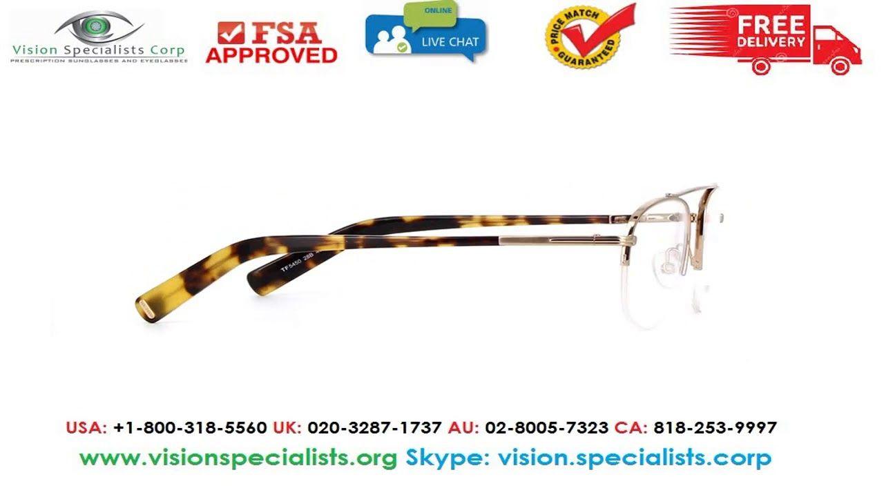 1b36cba2158 Tom Ford TF5450 28B Glasses