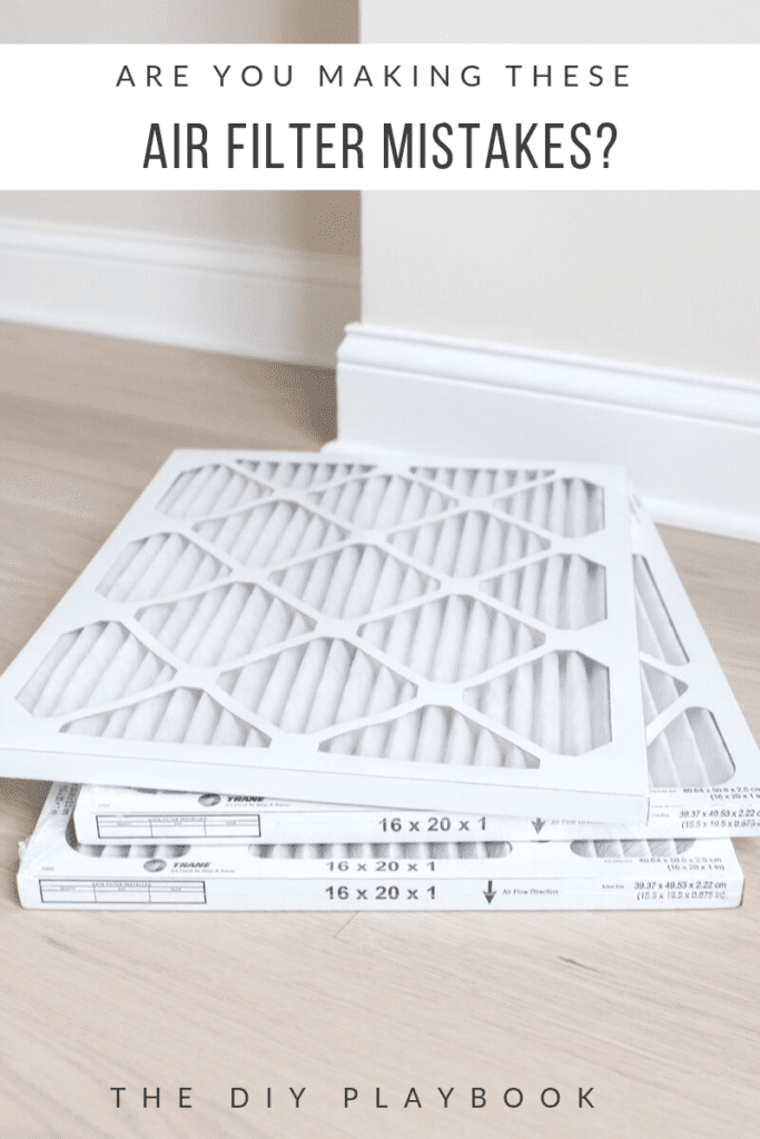4 Common Air Filter Mistakes You Might Be Making (With