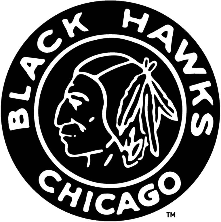 Chicago Blackhawks Logo History Chicago Blackhawks Logo Chicago Blackhawks Blackhawks