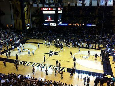 #tickets 2 Vanderbilt - Arkansas Basketball Tickets - aisle seats (3rd level sideline) please retweet
