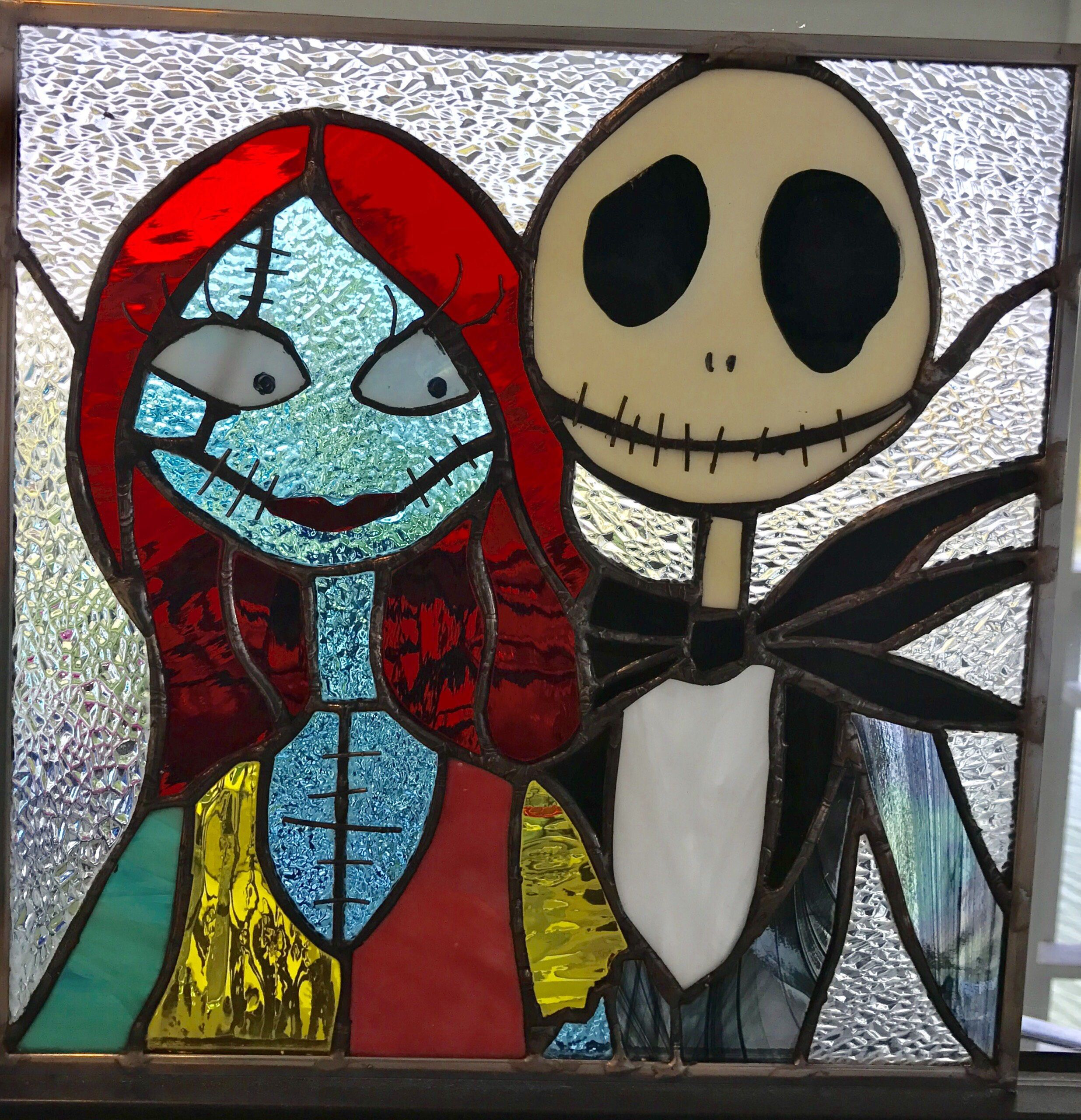 Jack & Sally (Nightmare Before Christmas) | Nightmare before ...