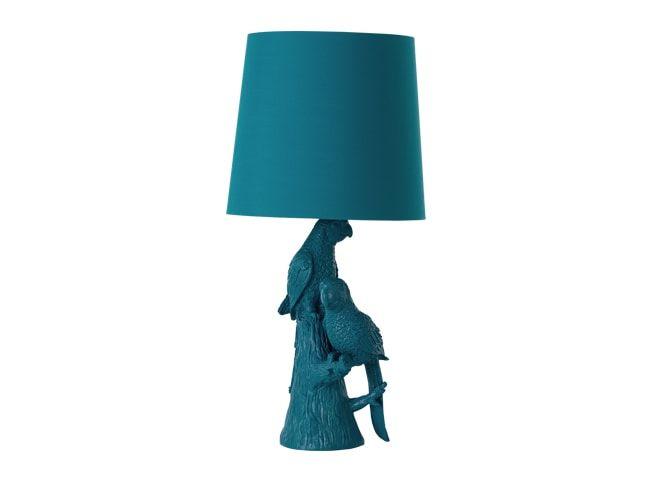 ParrotLampe Love Table CanardWhat I Teal De TableBleu Lamps QrBdCoeWx