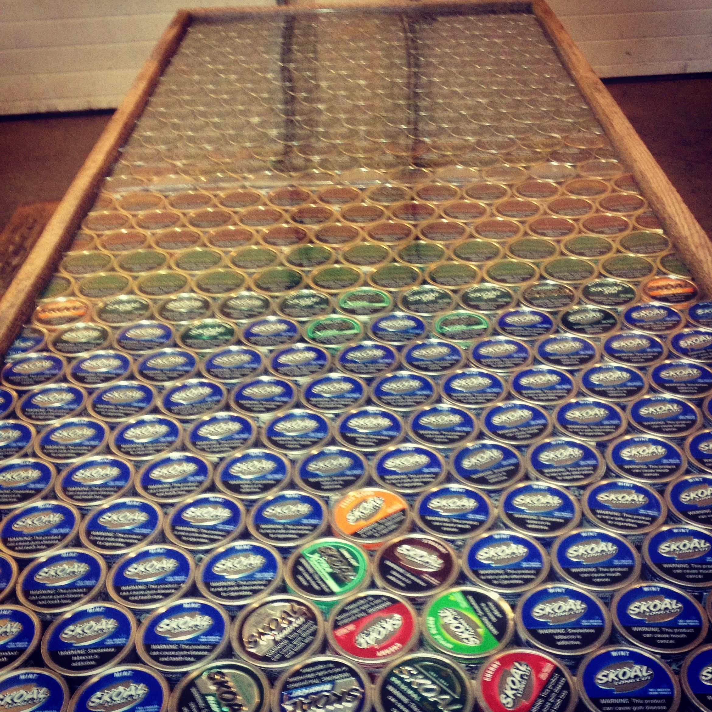 Homemade beer pong table - Homemade Beer Pong Table
