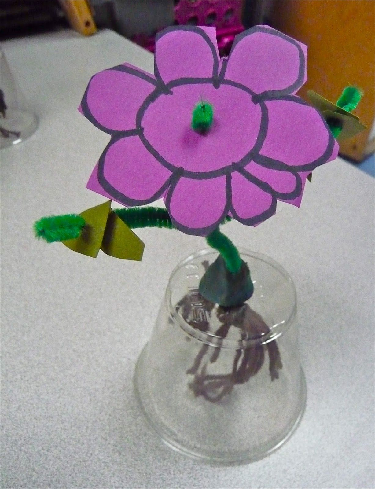 Parts Of A Plant Craft Imagine It Chapter Ready Set Grow