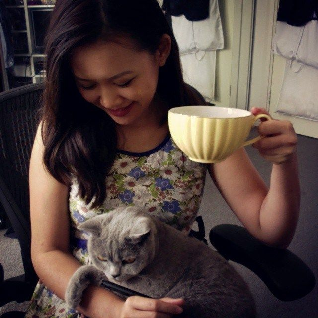 Why do cats only like you when you can't reach the keyboard from Natalie Tran | #ShareGoodVibes