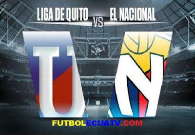 Ver Liga de Quito vs El Nacional En Vivo Online 20/09/2015 - Futbolecuatv Online | Copa Pilsener En Vivo | TV de Ecuador |