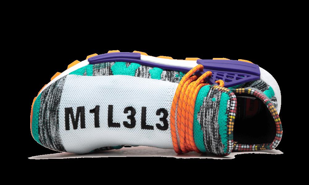 adidas Pharrell Williams Solar Hu Nmd solar Pack M1l3l3
