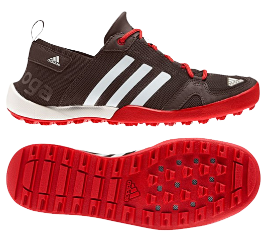 Go-anywhere do-anything sneakers from adidas Outdoor for any age ...