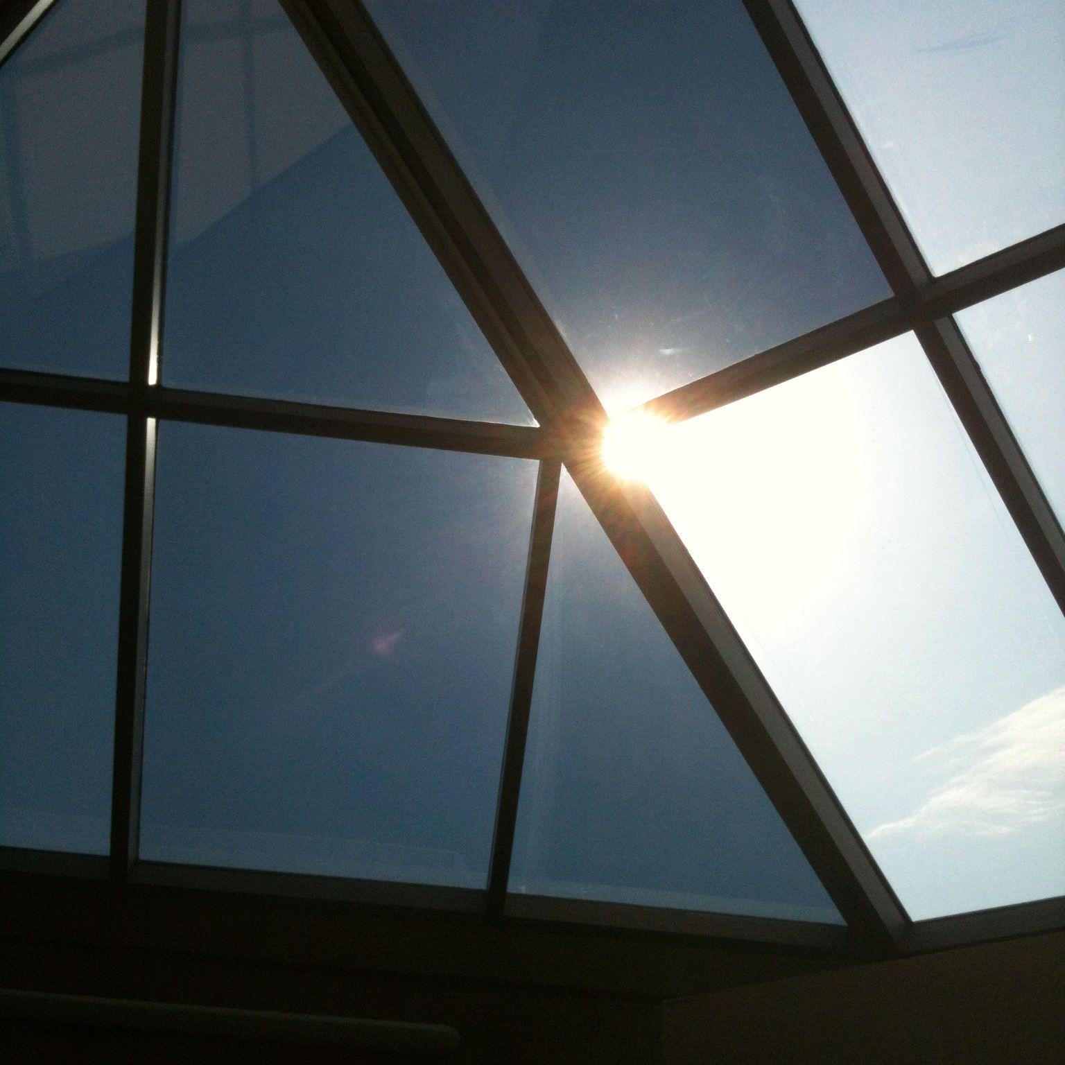 Specialized Window Film Case Studies Convenience Group Inc Skylight Glass Window Film Skylight Shade