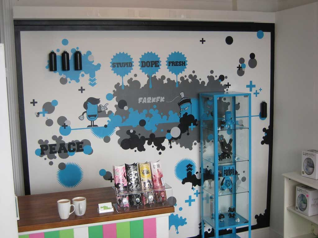 Graffiti art for your home - Find This Pin And More On New Offices Graffiti Home