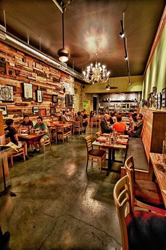 Portobello Vegan Trattoria Portland Or Portland Restaurants Coffee Shop Coffee Shops Interior