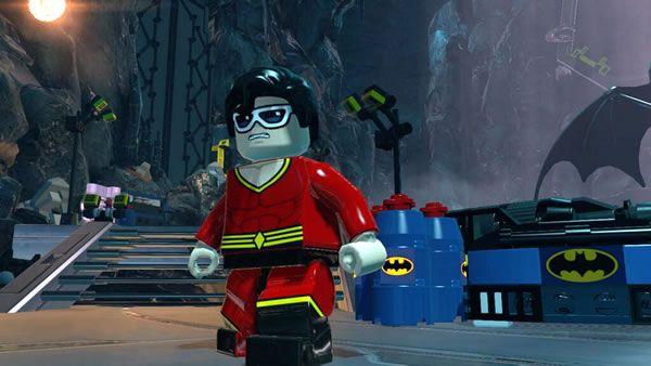 LEGO Batman 3: Beyond Gotham: Plastic Man | LEGO Batman ...