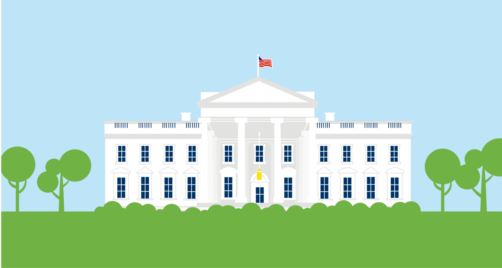How Presidents Make The White House Their Own White House House House Styles