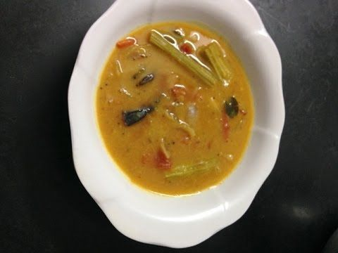 How to make traditional south indian sambar recipe for rice video how to make traditional south indian sambar recipe for rice video indian vegetarian recipesindian food forumfinder Images