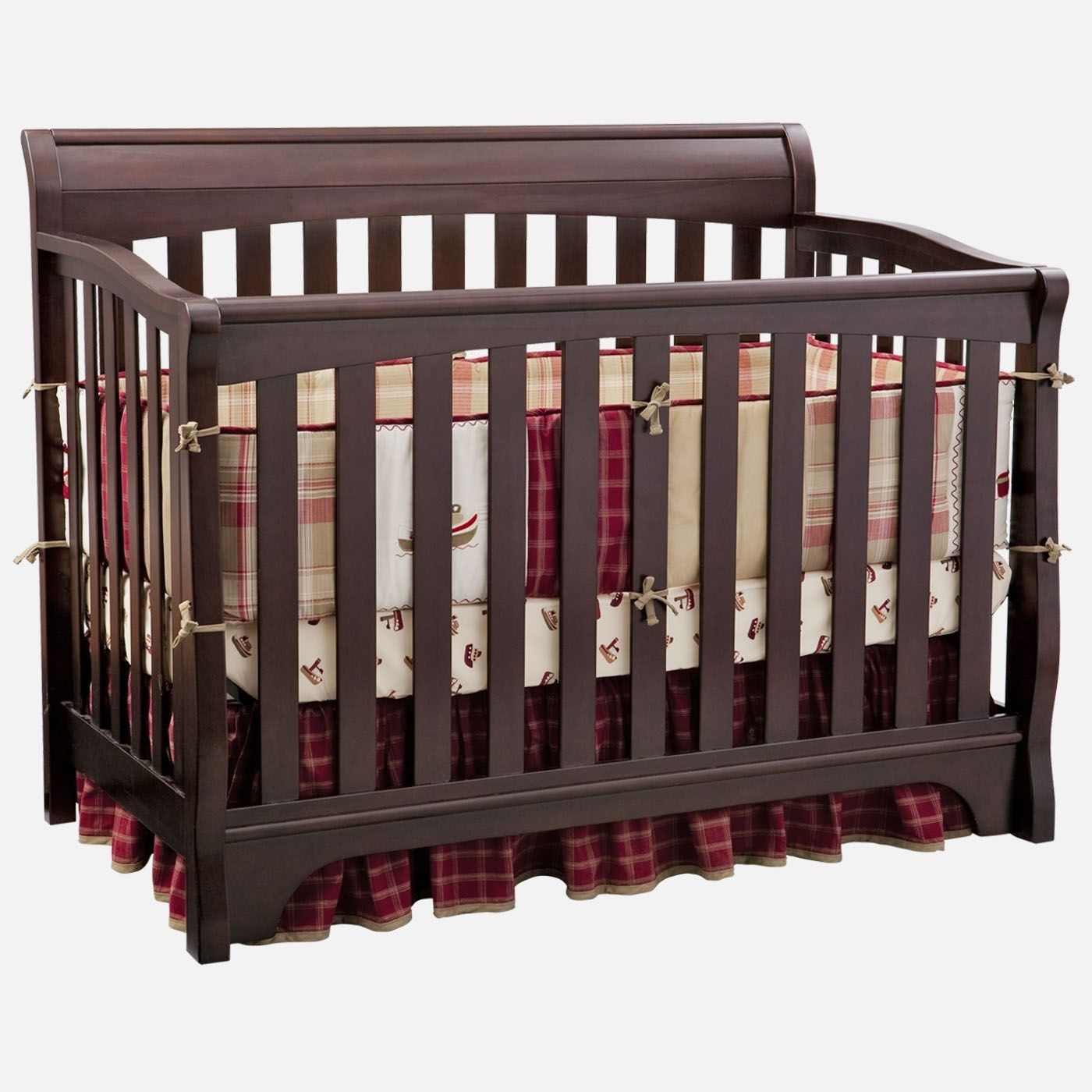 Delta Eclipse 4 In 1 Crib Shopko Com Cribs Delta Children Convertible Crib