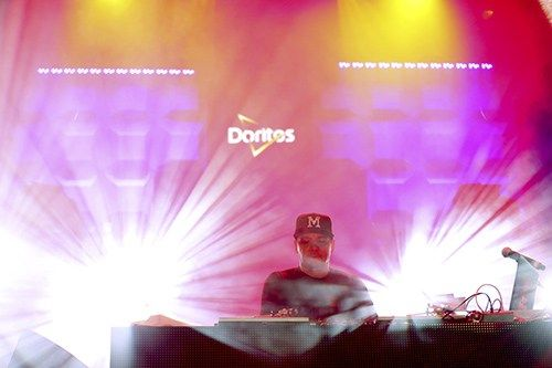 DJ Jazzy Jeff, Mix Master Mike Of Beastie Boys Fame Close Epic Three Nights At The Doritos #MixArcade Doritos Bold 50 Challenges Set World Records in Celebration of the Brand's …