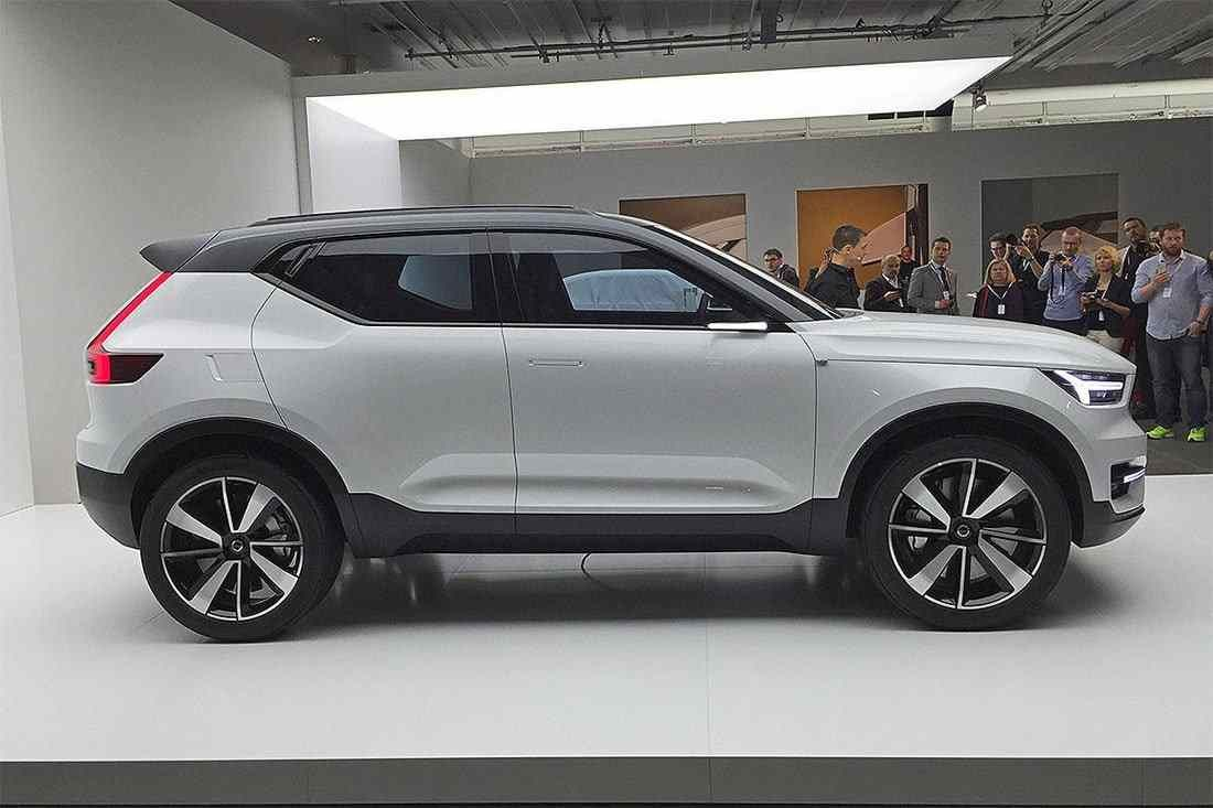 Waiting For The 2018 2019 Volvo Xc40 Look At 2018 2019 Volvo 40 1 Concept Volvo Volvo 40 Suv Models