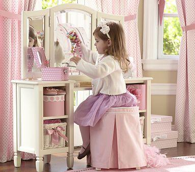 vanity set for girls. Pretty Little Girls Vanity Madeline Play Vanity  Princess Vanities And Room