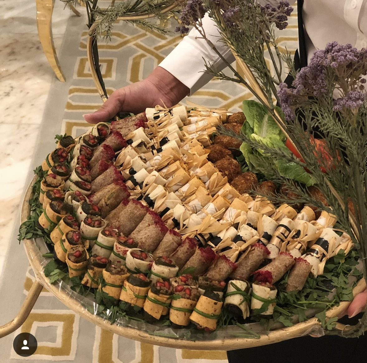 Pin By Shomooo3 Almatar On Sweet Party Food Appetizers Food Presentation Veggie Dishes