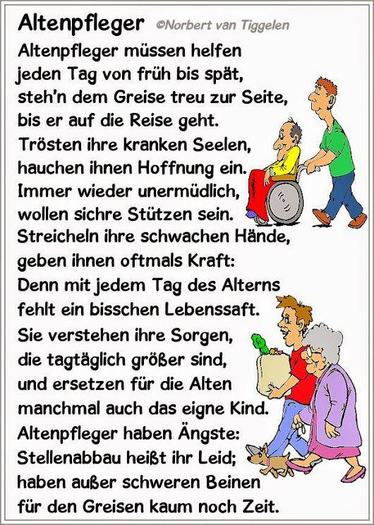 Sign in   Altenpflegerin, Gedichte und sprüche, Sprüche
