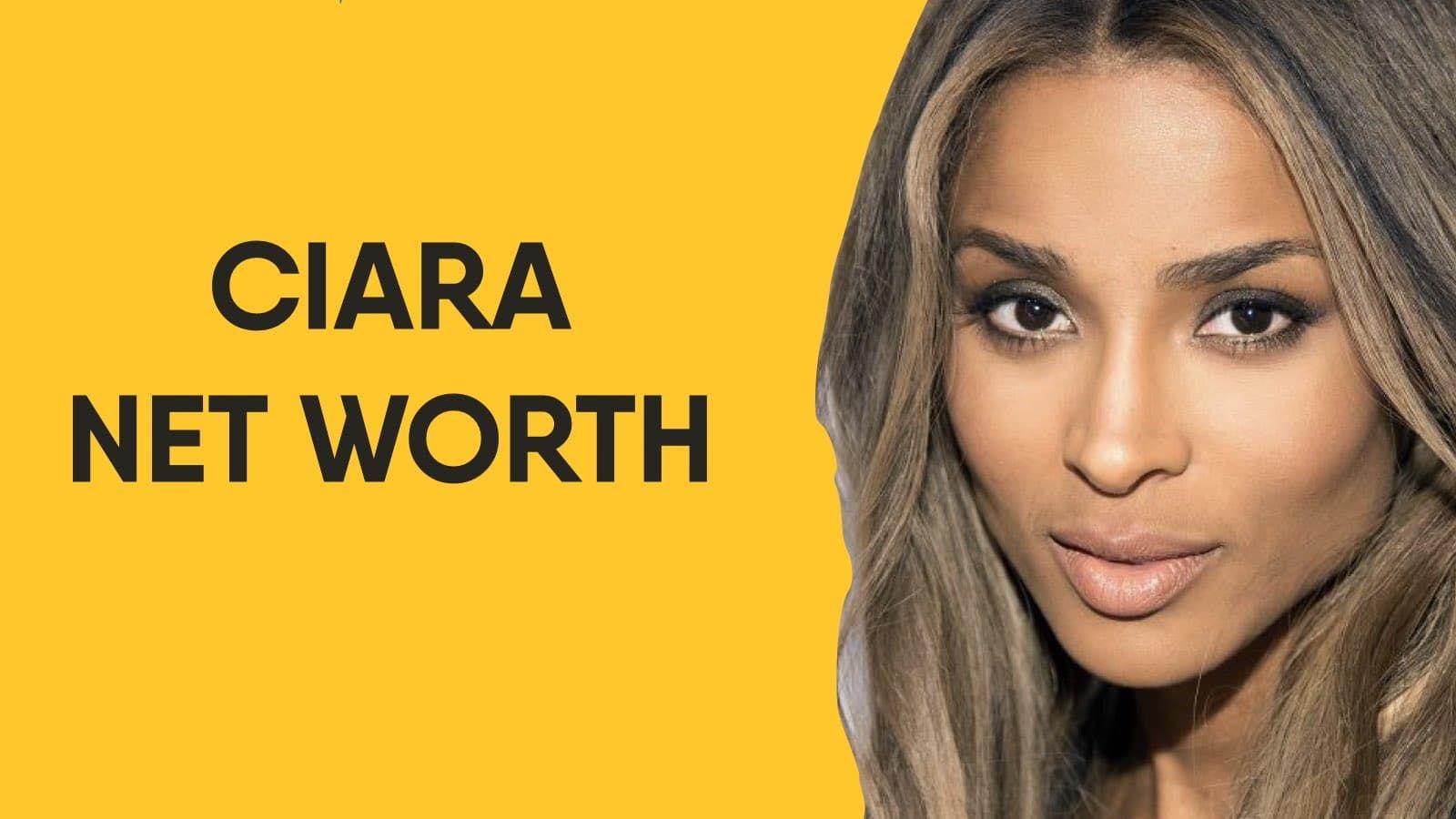 Ciara Net Worth In 2020 Ciara Album Net Worth Nicki Minaj Net Worth