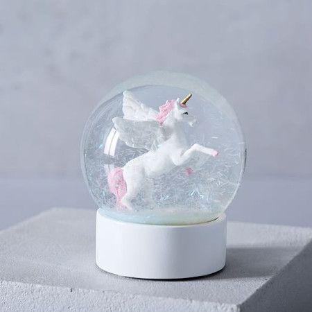 Unicorn Snow Globe - Unicorn snow globe, Snow globes, Unicorn fashion, Unicorn gifts, Unicorn, Unicorn bedroom -