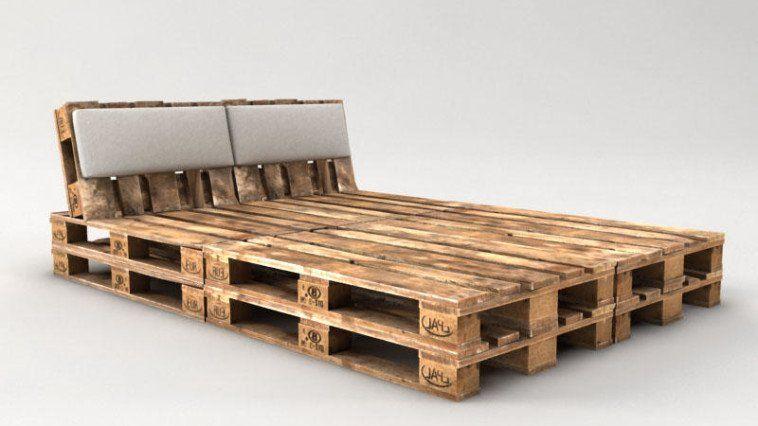 05 palettenbett 140x200 bauen einrichtung joline pinterest palettenbett jugendzimmer und bett. Black Bedroom Furniture Sets. Home Design Ideas