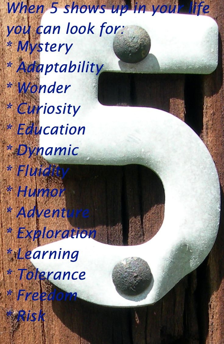 What Does The Number 5 Mean To You In Your Life Zodiac